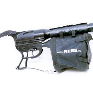 Lanceur canon pneumatique compact REBS®