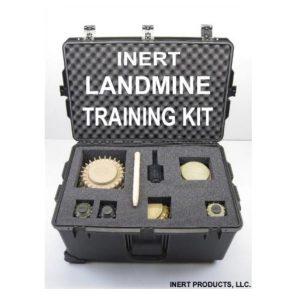 Kit d'entraînement mines inertes