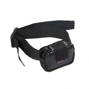 Ampoulier de ceinture coqué