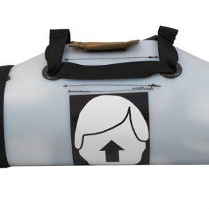 Brancard Foxtrot Litter™ TRAINER blanc, pour l'entraînement