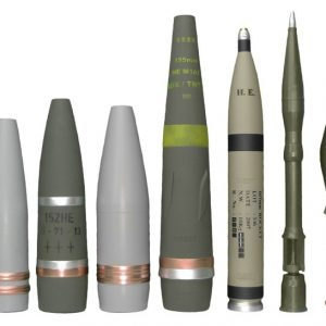 PROJECTILES VARIES