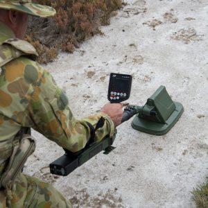 Détecteur de mines et radar de sol MINELAB MDS-10