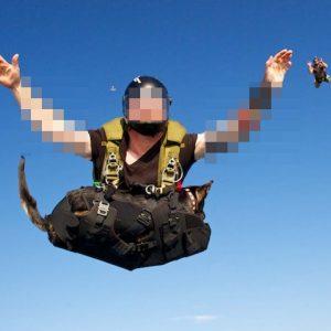 PACK JUMP K9 STORM