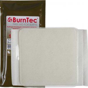 Compresse pour brûlures Burntec 20x20cm