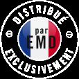 Distribué par E.M.D
